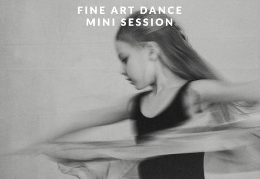 Fine art dance photography by Toronto photographer Melanie Gordon